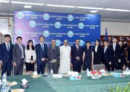 Deep emotional attachment exists between people of China and Pakistan: Masood Khan