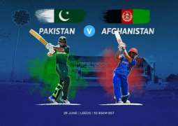 World Cup 2019: Pakistan to play against Afghanistan today