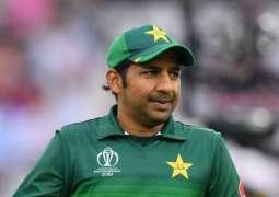 Sarfaraz Ahmed leads Friday prayer for Pak, Afghan teams