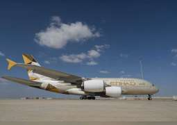 Etihad Airways introduces larger aircraft on three key Asian routes