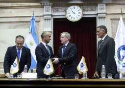 البرلمان الدولي للتسامح والسلام يختتم أعمال الجلسة الثالثة في بيونس آيريس