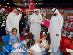 """""""إسعاف دبي"""" تعزز الجانب التوعوي للأطفال عبر """"ألعاب سيارات الإسعاف"""""""