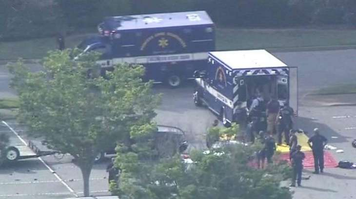 Virginia Beach shooting: 12 killed after city worker opens fire at colleagues