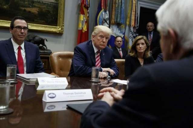 Trump Renews Criticism of Fed, Says Financial Regulators 'Don't Have a Clue'