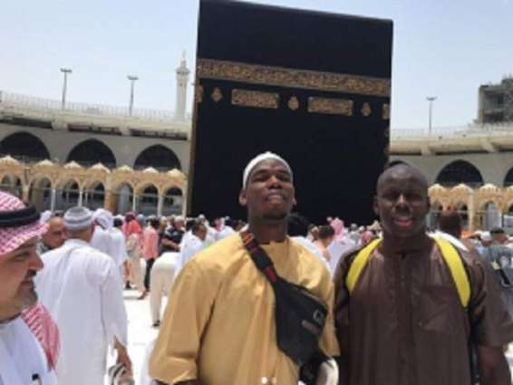 Manchester United's Paul Pogba explains why he became a Muslim and how it made him a  better person'