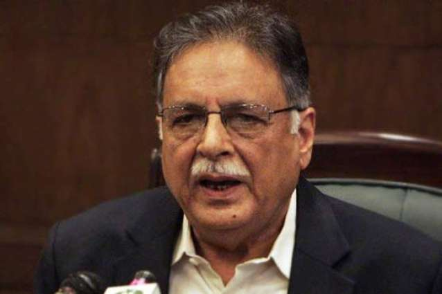 Those seeking account of last 10 years will have to give account of last 10 months: Pervaiz Rashid