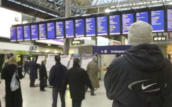 Thousand UK Commuters Delayed Amid 5-Day Train Strike