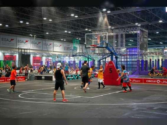 EGA sponsors Dubai Sports World for third consecutive year