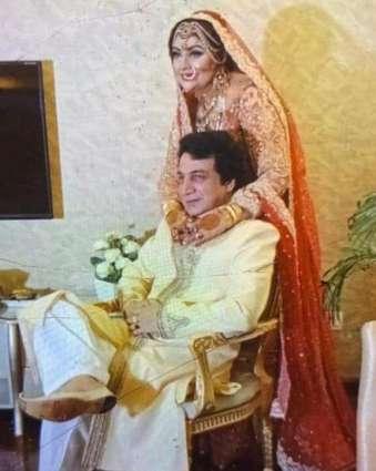 Renowned Punjabi Actress Anjuman Performs Second Marriage At