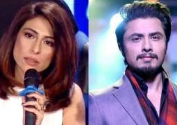 Ali Zafar records his statement in defamation case against Meesha Shafi