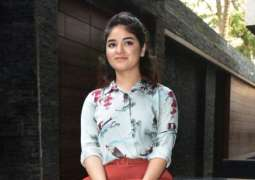 Dangal girl Zaira Wasim announces disassociation from showbiz