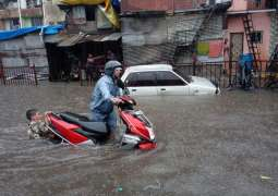 At Least 18 People Killed as Wall Collapses in India's Mumbai Due to Rains - Officials