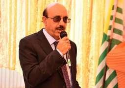 AJK health centres to be linked with Pak hospitals thru telemedicine system: Masood Khan