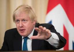 Love Changes Boris Johnson's Image