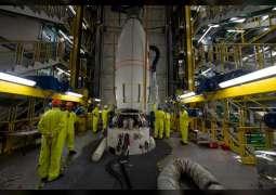 """الإمارات تكمل استعداداتها لإطلاق القمر الصناعي """"عين الصقر"""" السبت المقبل"""