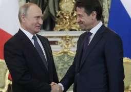 Putin-Conte Agenda May Include Economy, G8, International Conflicts - Italian Lawmaker