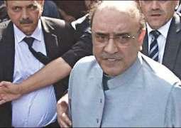 Zardari's benami assets seized: Naeem ul Haque tweets