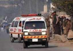 2 killed, one injured in road mishap in Okara
