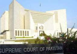 Supreme Court (SC) stops  re-polling at 29 polling stations in NA-259 Dera Bugti