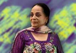 Veteran actress Zaheen Tahira passes away in Karachi