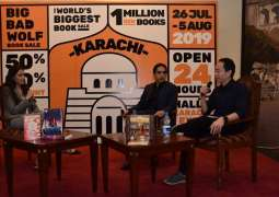 The World's Biggest Book Sale Comes to Karachi for the First Time