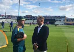 Australia win toss, choose to bat first against England