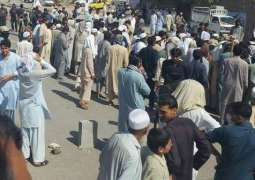 Naanbais start strike against police crackdown
