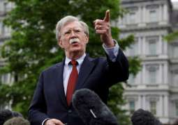 Top Cuban Diplomat Calls Bolton Biggest Threat to Global Security