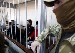 Russia's FSB Requests Arrest Extension for Kerch Strait Sailors Until October - Court