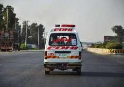 Couple shot dead over minor issue in Charsadda