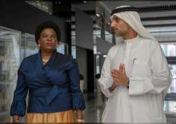 Sharjah Chamber and Expo Centre discuss economic cooperation with Uganda