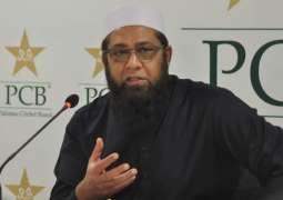Inzamam-ul-Haq to step down as chief selector