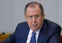 Russian Foreign Minister to Visit Cuba, Brazil, Suriname on July 23-27