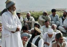 Waziristan youth for resolving disputes through dialogue,
