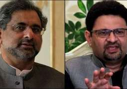 Following Shahid Khaqan, NAB to arrest Miftah Ismail, Imran ul Haq