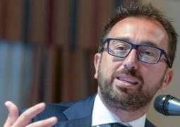 Italian Justice Minister meets new UAE Ambassador