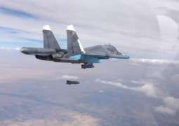 Russian Defense Ministry Refutes Claims That Russian Aerospace Forces Hit Market in Syria