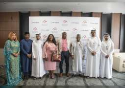 Sharjah Airport welcomes Air Peace's inaugural flight