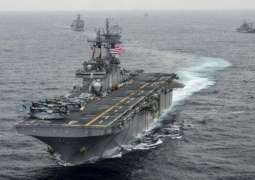 CENTCOM Head Says US Assault Ship May Have Downed 2 Iranian Drones Last Week, Not Just One