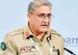 Chief of army staff General Qamar Javed Bajwa holds meeting with US military officials