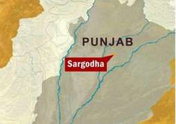 Disable person killed in train accident in Sargodha