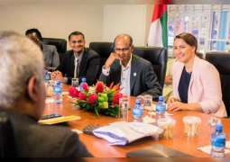 UAE discusses food security agribusiness corridor with Suriname, Caribbean countries