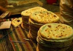 Nanbais increas roti, naan price