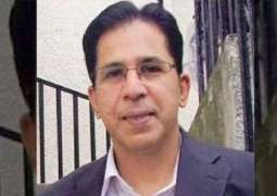 MQM  leader Imran Farooq father passes away