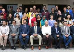 NUST Internship Programme for International Students (NIPIS '19) concludes