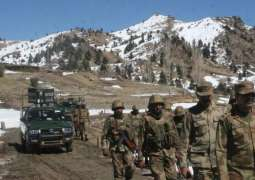 Six Pakistani soldiers martyred in cross border attack from Afghanistan