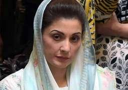 Irfan Siddiqui's arrest backfired to govt: Maryam Nawaz