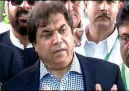 Hanif Abbasi reportedly fled Pakistan, living in US