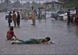 Met Office predicts heavy rainfall in Karachi