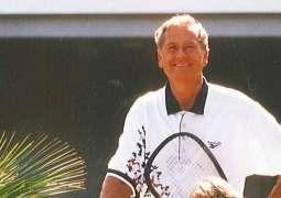 Namibia-born tennis legend Van Der Meer passes away in US